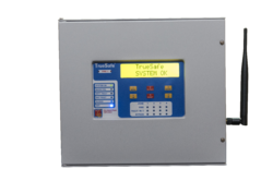TrueSafe Conventional Fire Alarm Panel 2 Zone With Cloud Connectivity, For Small Office And Shops, Model Number: Tsfc24-2/4
