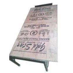 Plywood folding bed, Size: 6*6