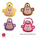Supersoft Multipurpose Soft Toys Bag -Bag-30