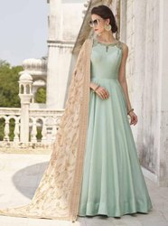 Designer Heavy Gown