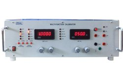 Multi Function Calibrator Calibration