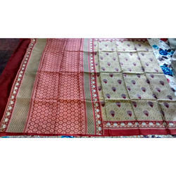 Casual Wear Ladies Soft Silk Printed Saree, Length: 6.3 m with Blouse Piece