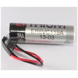 Toshiba ER6VC119A (Black Connector) Battery