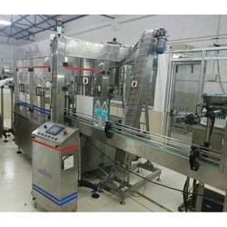 Pet Bottling Filing Machine