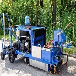Bitumen Mastic Machine