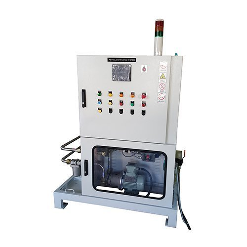 Fluidyne Oil Filling Machine, Capacity: 60 Liter