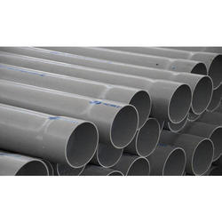 Grey 2.5 Inch Agriculture PVC Pipe