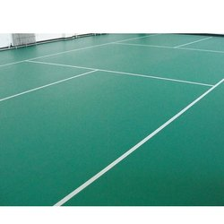 Indoor Sports PVC Flooring