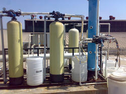 Supply of DM Water