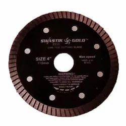 Swastik Gold Turbo Thin Tiles Blade