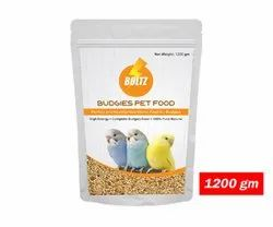 Boltz Bird Food for Budgies, Packaging Size: 1200 g, Packaging Type: Packet