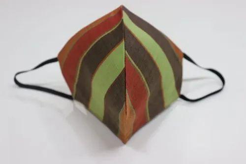 Pure Cotton Reusable Fancy Mask