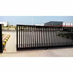 Stainless Steel Fabricated Sliding Gate