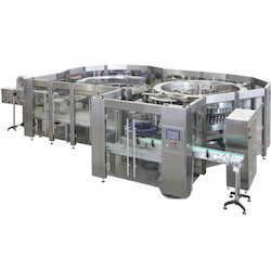Automatic Water Bottling Machine, 145 Kw/H