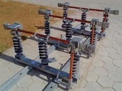 33 Kv Isolator with earth
