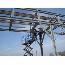 Pipe Rack Bridges Erection Service