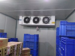 Potato Cold Storage Room