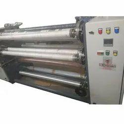 BOPP Tape Slitting Rewinding Machine Plant