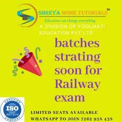 Government Exam Classes Starting