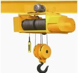 Sumo Electric Rope Hoists for Industrial, Capacity: 1 Ton to 15 Ton