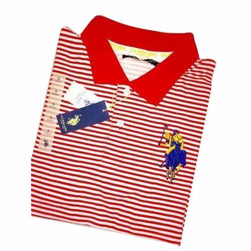d93233be2 U.S Polo Assn Men s Polo T-Shirt at Rs 220  piece