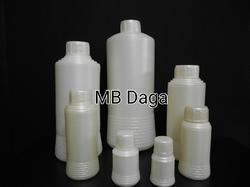 White Plastic O Series Bottles, Capacity: 100 ml, Use For Storage: Chemical