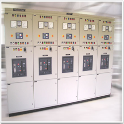 DG Synchronisation & Load Sharing Control Panel