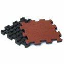 SBR Rubber Floor Tiles