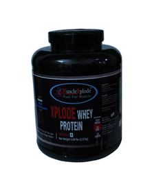 Muscle Xplode Whey Protein
