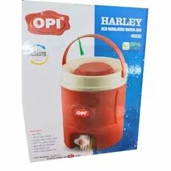 OPI Plastic Insulated Water Jugs