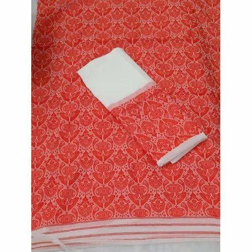 Printed Gamcha Mekhela Chadar, Packaging Type: Plastic Bag