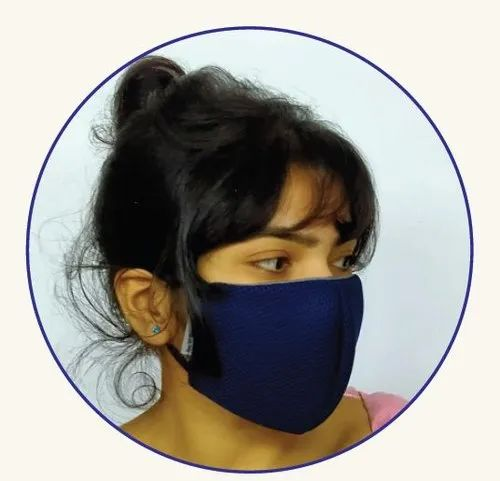 Washable and Reusable Fancy face Mask, Number of Layers: 2,3