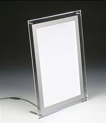 LED Crystal Slim Light Frames