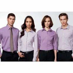 Cotton Formal Corporate Uniforms