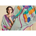 Ladies Indian Casual Wear Saree