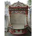 White Decorative Marble Temple