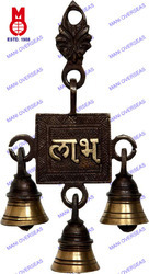 Belt with Bell Shubh Design Hanging