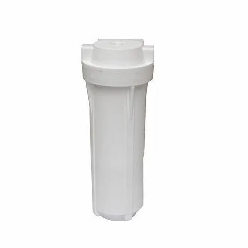 Fitcare White Pre Filter Housing, Size: 12-20 Inch, Polypropylene