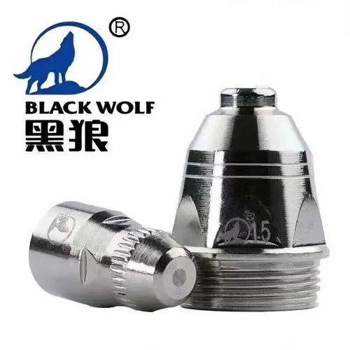 Electrodes Black Wolf Plasma Cutting Nozzle