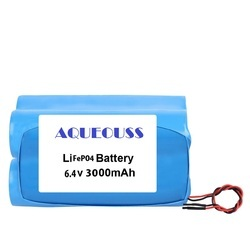 3000mAh 6.4V Life P04 Battery