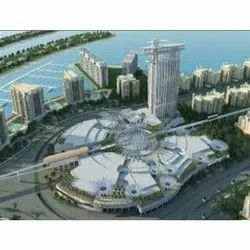 Commercial Projects Mall Construction Service, Local