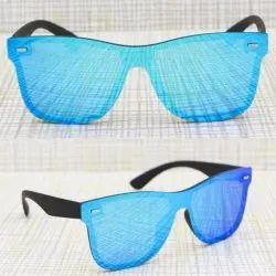 Ocean Blue Polarized Sunglasses