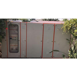 Three Phase Mild Steel Home Distribution Panel