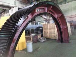 Heavy Industrial Girth Gears