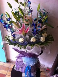 Bouquet Packing Flower Bunch