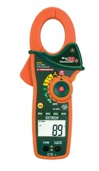 Clamp Meter with IR Thermometer