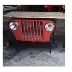 Red Automobile Furniture