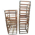 Dustbin Iron Stand