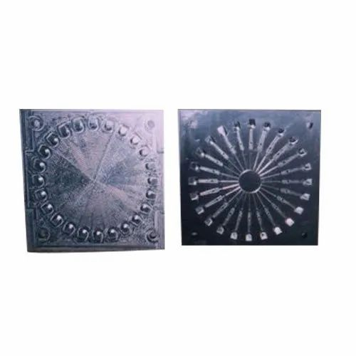 Square Plastic Injection Moulding Die