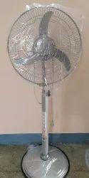 24 Inch Al & Copper Bullet Fan, For Domestic, Warranty: 1 Year